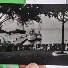 Postales: POSTAL BARCOS 1960 ESCRITA. Lote 180328563