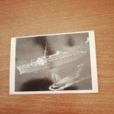Postales: POSTAL THE LEONARDO DA VINCI SIN CIRCULAR. Lote 180410243