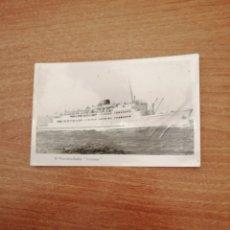 Postales: POSTAL EL TRANSPORTADOR VICTORIA SIN CIRCULAR. Lote 180412297