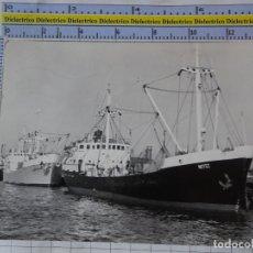 Postales: POSTAL DE BARCOS NAVIERAS. BARCO BUQUE PESQUERO ALTURA NOTEC, POLONIA. 786. Lote 180982967