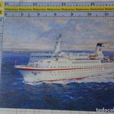 Postales: POSTAL DE BARCOS NAVIERAS. BARCO BUQUE BERLIN ALEMANIA. 803. Lote 180983728