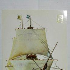 Postales: POSTAL HISTORIA DEL MAR, GALEON FRANCES DE 90 CAÑONES, SIGLO XVII Nº 8. Lote 182292728