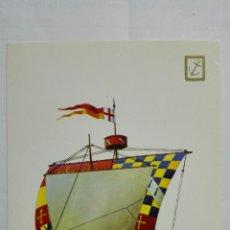 Postales: POSTAL HISTORIA DEL MAR, COG BRITANICO, 1485, Nº 5. Lote 182293157
