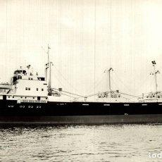 Postales: T VAN DUIJVENDIJK SCHEEPSWERF MV STANFORD NORGE NORWAY. Lote 182445030