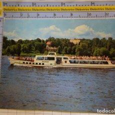 Postales: POSTAL DE BARCOS NAVIERAS. BARCO BUQUE MS SPERBER, ALEMANIA. 970. Lote 182707260