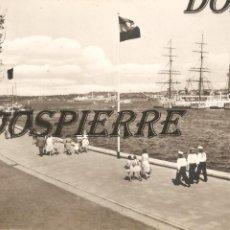 Postales: FOTO-POSTAL, KIEL-ALEMANIA, GORCH FOCK, BUQUE ESCUELA, SIN CIRCULAR. Lote 184354117