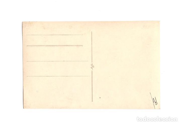 Postales: BARCO ESCORADO. F.16L5ª. SEVILLA . POSTAL FOTOGRÁFICA. - Foto 2 - 186337695