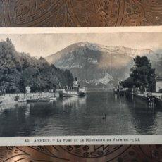 Postales: POSTAL BARCO. Lote 187078781