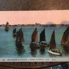 Postales: POSTAL BARCO. Lote 187079767
