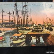 Postales: POSTAL BARCO. Lote 187083317