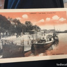 Postales: POSTAL BARCO. Lote 187084037