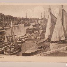 Postales: 27 ROYAN/ LE PORT/ CIRCULADA/ ORIGINAL DE ÉPOCA/ 9×14/ REF.A8. Lote 189445828