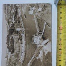 Postales: POSTAL DE LUARCA, ASTURIAS, VISTA DEL NÁUTICO Y CAPILLA DEL NAZARENO. Lote 190844201