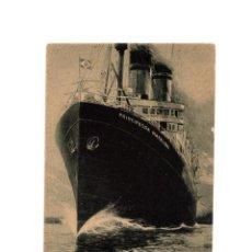 Postales: CRUCERO DE LUJO PRINCESA MAFALDA.. Lote 191460838