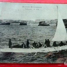 Postales: POSTAL - BIARRITZ PITTORESQUE - TRÉNIÈRE Nº 106 - CIRCULADA. Lote 192740828