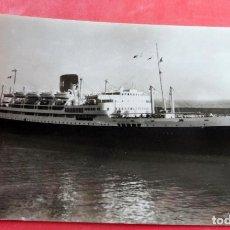 Postales: POSTAL - BARCOS - BRETATAGNE (16355 TNS.) - 40/28 FRANCIA - COL. F. RAMÓN PAYÁ - S/C. Lote 192744227