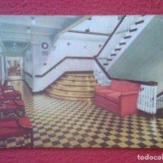 Postales: POSTAL POST CARD YBARRA Y CIA LINEA MEDITERRANEO BRASIL PLATA CABO DE BUENA ESPERANZA HORNOS CHILE . Lote 193707776