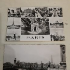 Postales: PARIS BARCO. Lote 194264978