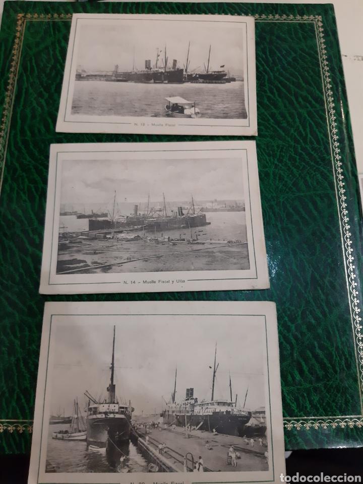 Postales: Fotos cuba muelle fiscal barcos cañonero Morelos - Foto 2 - 194307146