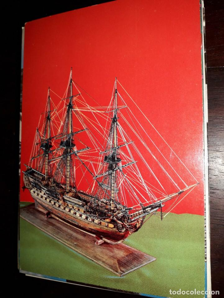 Nº 35828 POSTAL MAQUETA DE BARCO EDITADA EN PORTUGAL (Postales - Postales Temáticas - Barcos)