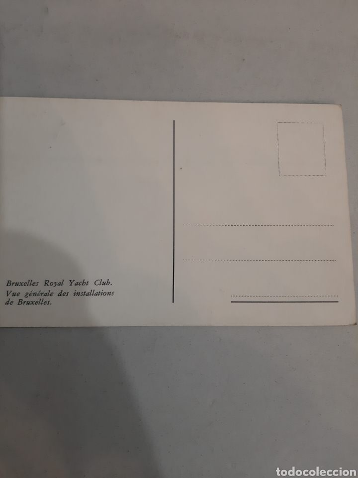 Postales: Bruxelles zROYAL YACBT CLUB BARCOS - Foto 2 - 194502520