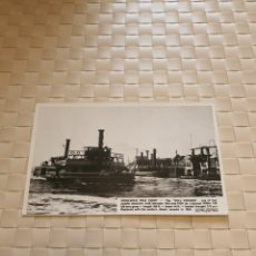 Postales: POSTAL POST CARD BARCO WOOLWICH FREE FERRY. Lote 194668810