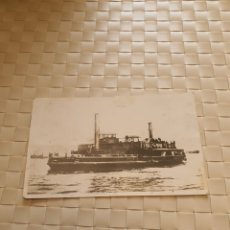 Postales: POSTAL POST CARD BARCO. Lote 194668972