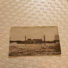Postales: POSTAL POST CARD BARCO WOOLWICH FERRY. Lote 194670037