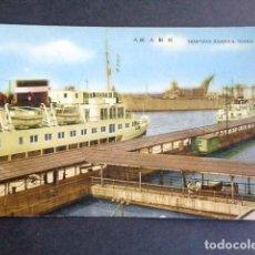 Postales: POSTAL BARCO. TEMPOZAN HARBOUR OSAKA. . Lote 195989168