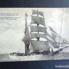 Postales: POSTAL BARCO. DE SAINT NAZAIRE AU CROISIC. . Lote 195992213