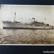 Postales: ANTON OTTO USODIMARE BARCO POSTAL ITALIANA. Lote 196203620