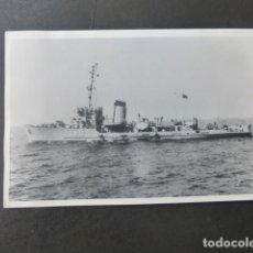 Postales: BARCO ARMADA ESPAÑOLA M17. Lote 196474255