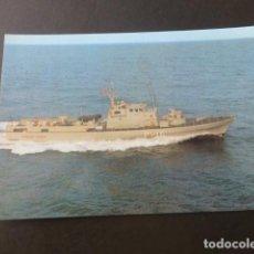 Postales: BARCO ARMADA ESPAÑOLA PATRULLERO CAÑONERO CANDIDO PEREZ. Lote 196661217