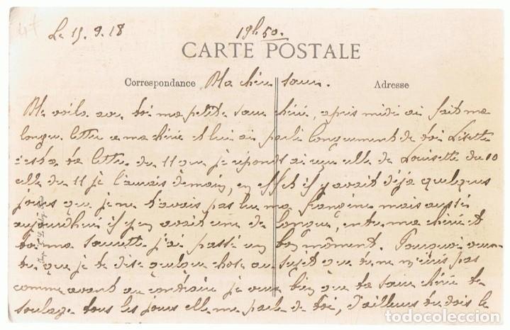 Postales: POSTAL MONITORS ANGLAIS 1914 - Foto 2 - 200809283