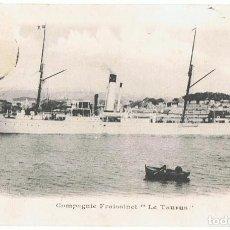 Postales: POSTAL COMPAGNIE FRAISSINET ¨LE TAURUS¨. Lote 200809532