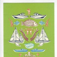 Postales: YACHTBROKERAGE .- SALON INTERNACIONAL DE OCASION.-BARCELONA. 2005. Lote 205545192