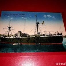 "Postales: MARINA DE GUERRA ESPAÑOLA "" HISTORICA FRAGATA NUMANCIA "" SIN CIRCULAR. Lote 206511338"