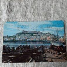 Postales: 1969 POSTALES IBIZA PUERTO BARCOS CLUB NÁUTICO. Lote 207296666