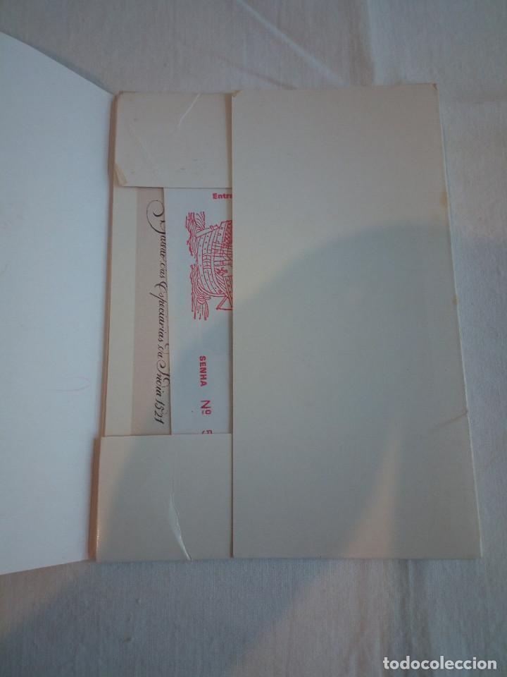 Postales: 22-PRECIOSA SERIE DE POSTALES, NAVIOS, MUSEO DE LA MARINA, PORTUGAL - Foto 3 - 207568662