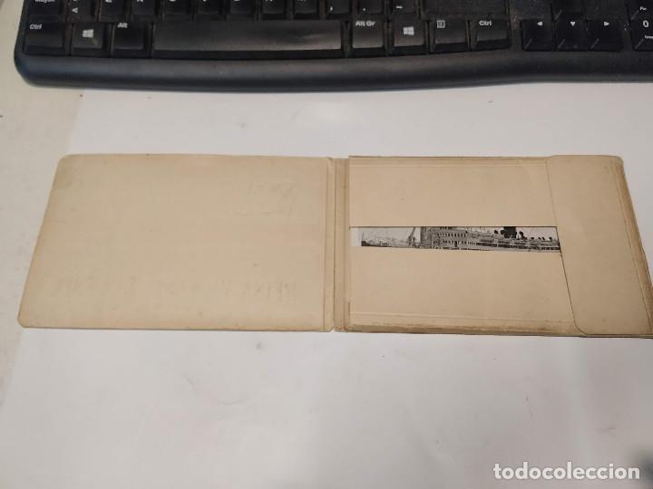Postales: BLOC DE 8 POSTALES REINA VICTORIA EUGENIA - COMPAÑÍA TRASATLÁNTICA ESPAÑOLA - Foto 2 - 210660985