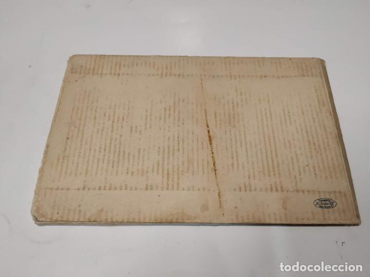 Postales: BLOC DE 8 POSTALES REINA VICTORIA EUGENIA - COMPAÑÍA TRASATLÁNTICA ESPAÑOLA - Foto 11 - 210660985
