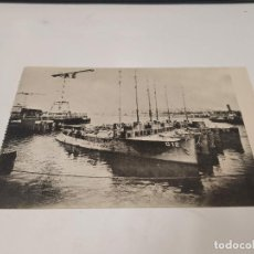 Postales: POSTAL LANCHAS PARA VIGILANCIA - SOCIEDAD ESPAÑOLA DE CONSTRUCCIÓN NAVAL - SESTAO (BILBAO). Lote 210661199