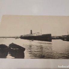Postales: POSTAL ALFONSO XII - SOCIEDAD ESPAÑOLA DE CONSTRUCCIÓN NAVAL - SESTAO Y NERVIÓN (BILBAO). Lote 210661547