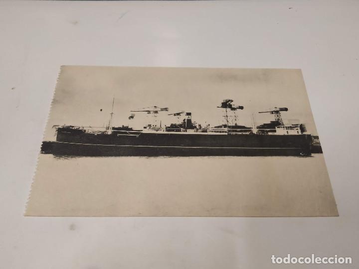POSTAL VAPOR DE CARGA TIPO ALDECOA - SOCIEDAD ESPAÑOLA DE CONSTRUCCIÓN NAVAL - SESTAO (BILBAO) (Postales - Postales Temáticas - Barcos)