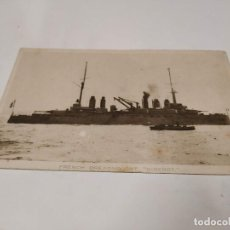 Postales: POSTAL FRENCH DREADNOUGHT DIDEROT. Lote 210669957