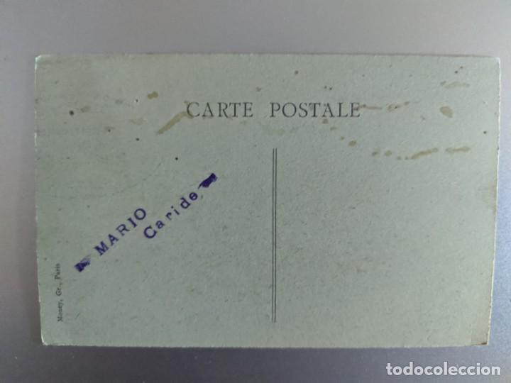 Postales: AÑOS 20 POSTAL CHARGEUR REUNIS AURIGNY VILLAGARCIA DE AROSA - ANTONIO CONDE E HIJOS - GALICIA - Foto 2 - 212317165