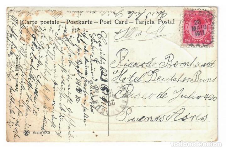 Postales: POSTAL ANTIGUA DE BARCOS - Foto 2 - 221626665