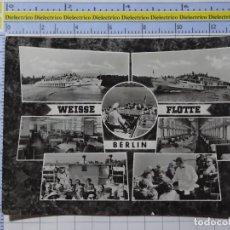 Postales: POSTAL DE BARCOS NAVIERAS. BARCO BUQUE WEISSE FLOTTE BERLIN. ALEMANIA. 2339. Lote 221843771
