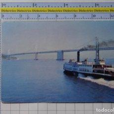 Postales: POSTAL DE BARCOS NAVIERAS. BARCO BUQUE SOUTHERN PACIFIC SACRAMENTO. FERRY SAN FRANCISCO USA. 2344. Lote 221843976