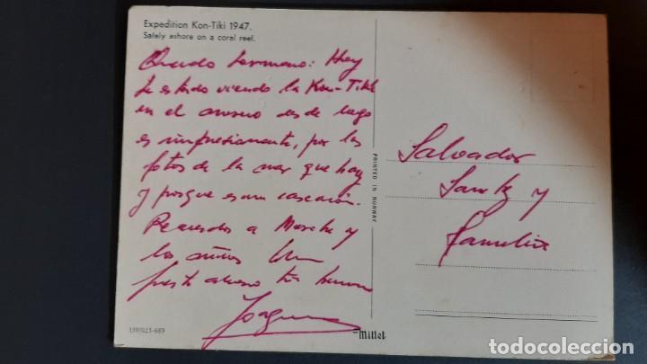 Postales: LOTE 291120.- 40 POSTAL EXPEDICION KON TIKI NORUEGA - Foto 2 - 227749090